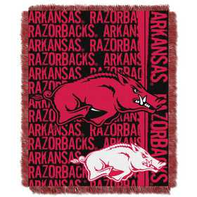 1COL019030014RET: NW COL Double Play Tapestry Throw, ARK